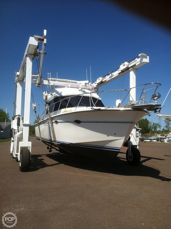 1987 President boat for sale, model of the boat is Sedan 37 & Image # 2 of 11