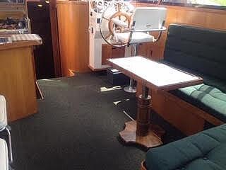 1987 President boat for sale, model of the boat is Sedan 37 & Image # 7 of 11