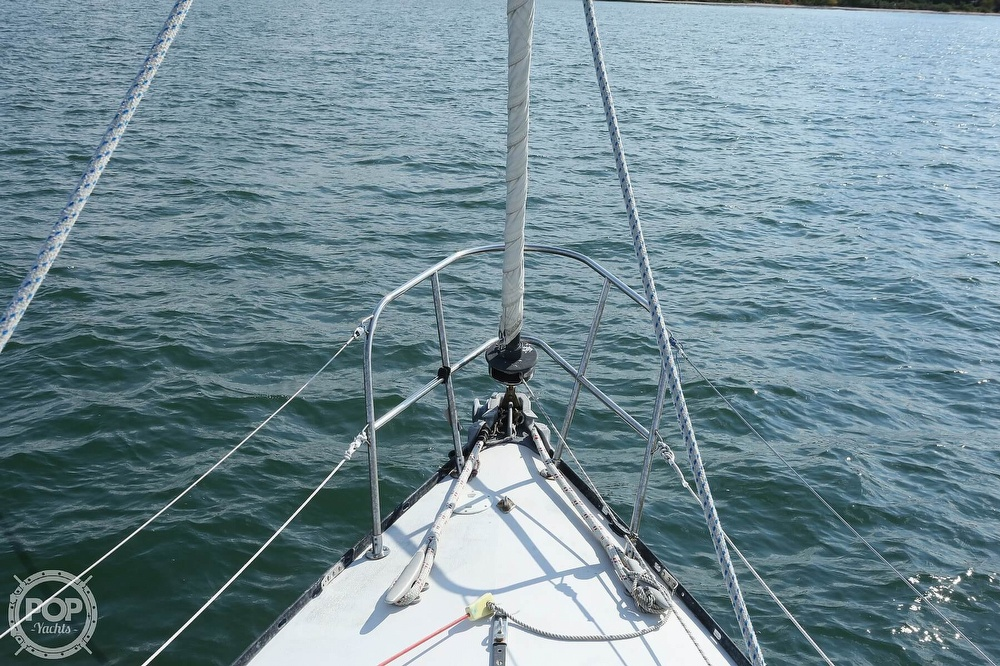 1974 C & C boat for sale, model of the boat is 35 Mark II & Image # 28 of 40