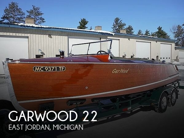 Used Garwood Boats For Sale by owner | 1930 Garwood Runabout 22-30