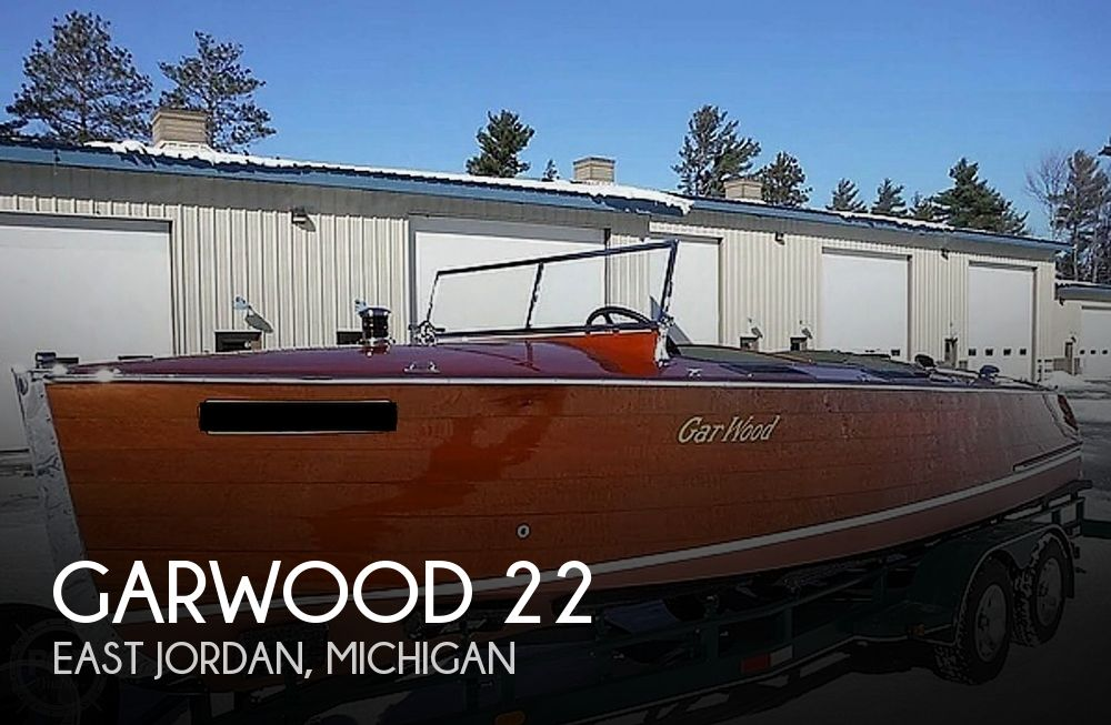 1930 Garwood boat for sale, model of the boat is Runabout 22-30 & Image # 1 of 40