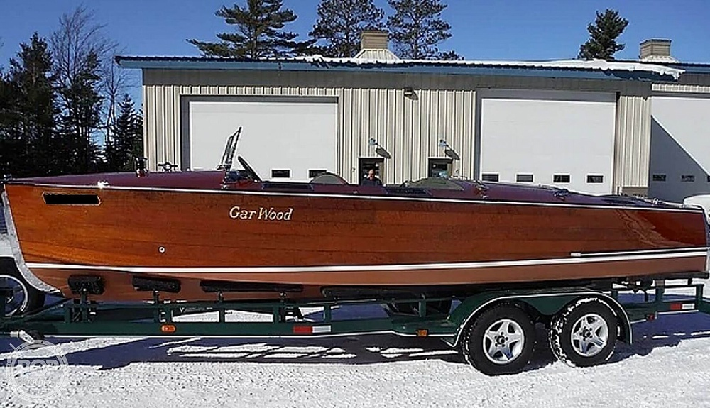 1930 Garwood boat for sale, model of the boat is Runabout 22-30 & Image # 2 of 40