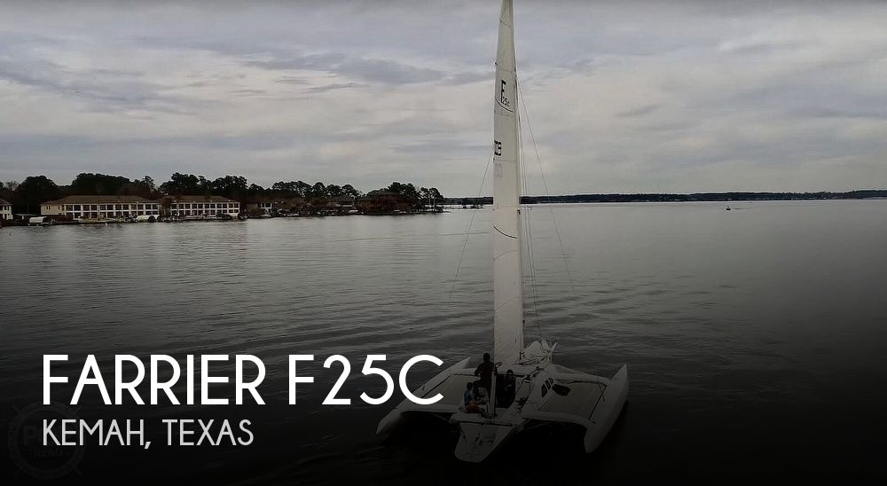 Used Sailboats For Sale in Texas by owner | 1996 Farrier F25c