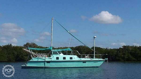 2015 Custom boat for sale, model of the boat is 49 World Cruiser & Image # 1 of 13