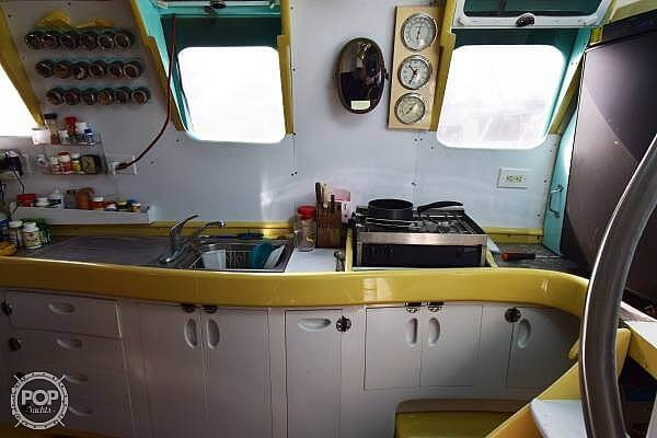 2015 Custom boat for sale, model of the boat is 49 World Cruiser & Image # 9 of 13