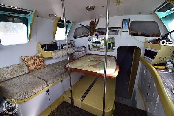2015 Custom boat for sale, model of the boat is 49 World Cruiser & Image # 7 of 13