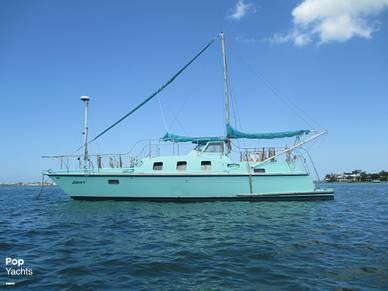Custom 49 World Cruiser, 49, for sale - $299,000