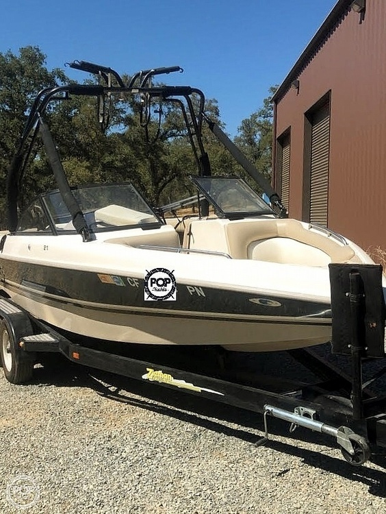 2000 Tige boat for sale, model of the boat is 21L & Image # 2 of 24