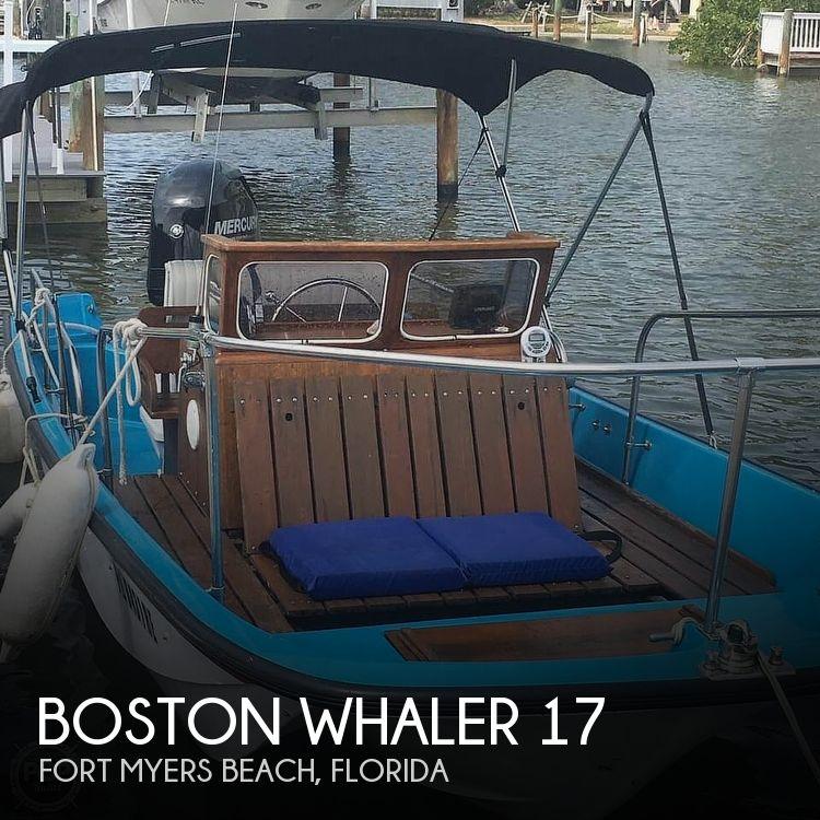 Used Boston Whaler 17 Boats For Sale by owner | 1964 Boston Whaler 17 Sakonette