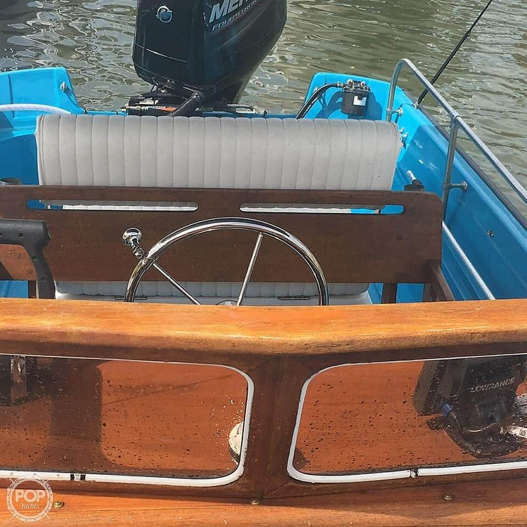 1964 Boston Whaler boat for sale, model of the boat is 16 Sakonet & Image # 9 of 19