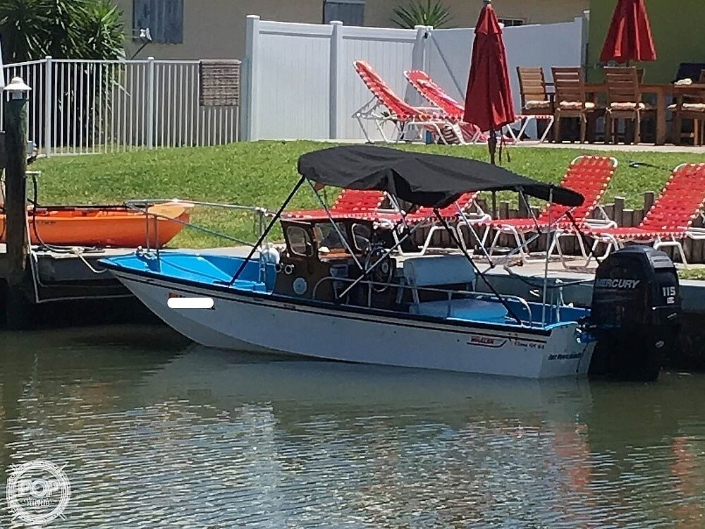 1964 Boston Whaler boat for sale, model of the boat is 16 Sakonet & Image # 11 of 19