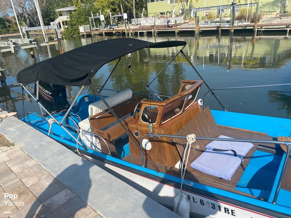 1964 Boston Whaler boat for sale, model of the boat is 16 Sakonet & Image # 12 of 31