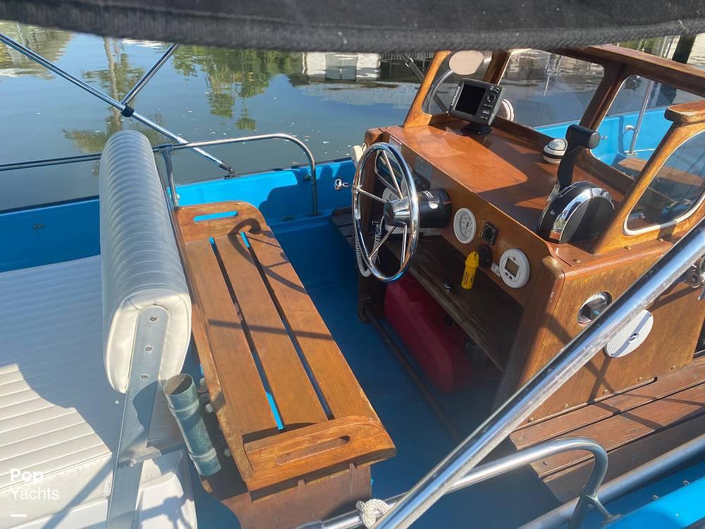 1964 Boston Whaler boat for sale, model of the boat is 16 Sakonet & Image # 14 of 31