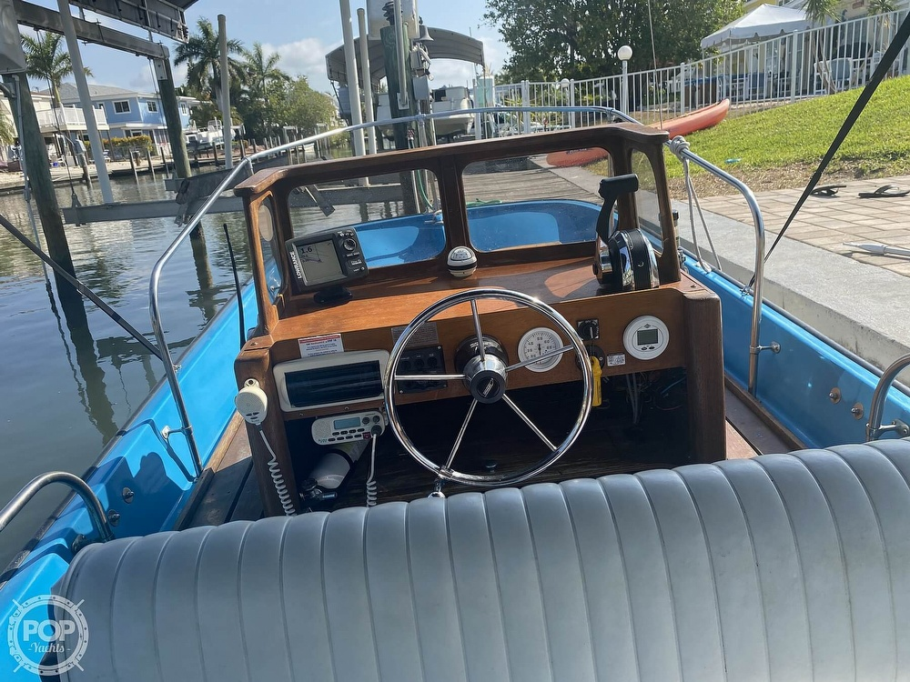 1964 Boston Whaler boat for sale, model of the boat is 16 Sakonet & Image # 15 of 31