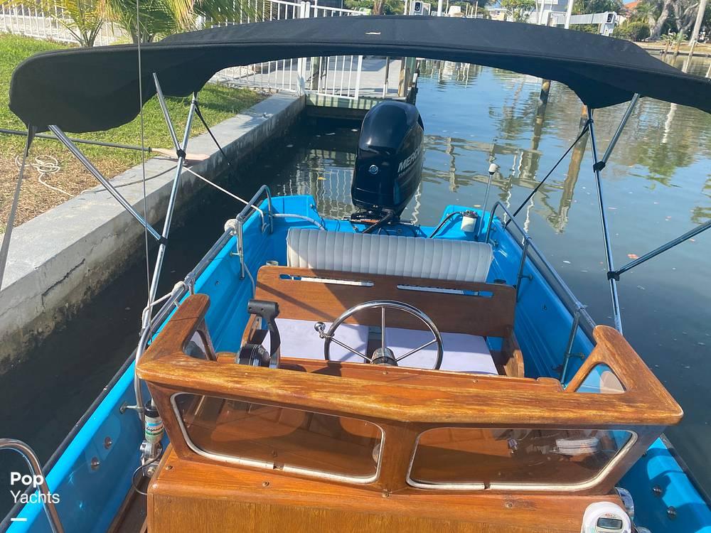 1964 Boston Whaler boat for sale, model of the boat is 16 Sakonet & Image # 23 of 31