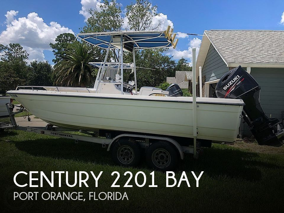 1998 Century boat for sale, model of the boat is 2201 Bay & Image # 1 of 41