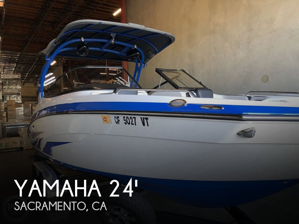 Used Yamaha Power boats For Sale by owner | 2020 Yamaha 242X E Series