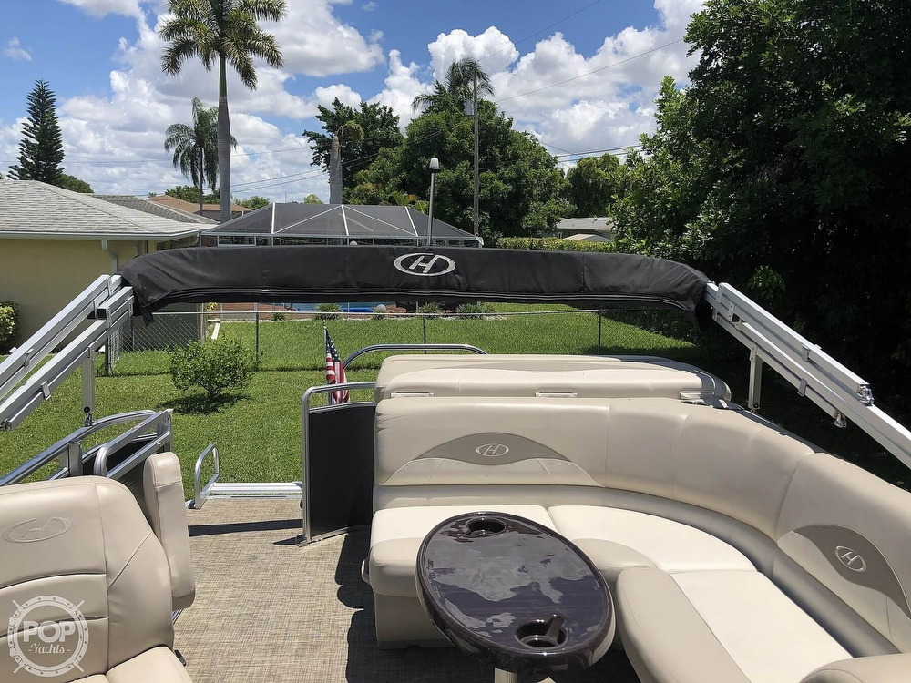 2016 Harris boat for sale, model of the boat is 220 Cruiser & Image # 28 of 41