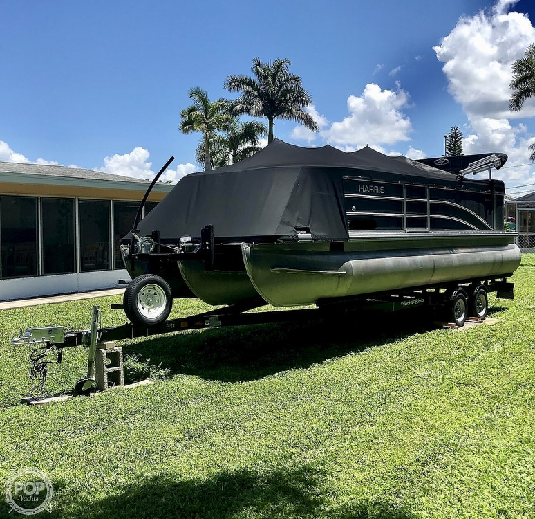 2016 Harris boat for sale, model of the boat is 220 Cruiser & Image # 37 of 41
