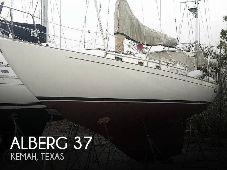 Used Sailboats For Sale in Houston, Texas by owner | 1986 Alberg 37