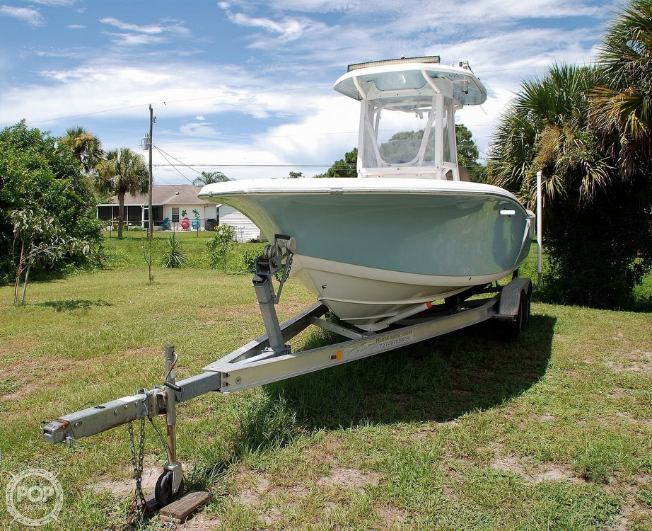 2016 Tidewater boat for sale, model of the boat is 220 Adventure & Image # 8 of 40