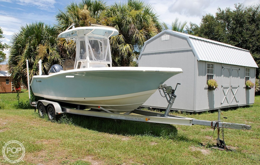 2016 Tidewater boat for sale, model of the boat is 220 Adventure & Image # 10 of 40