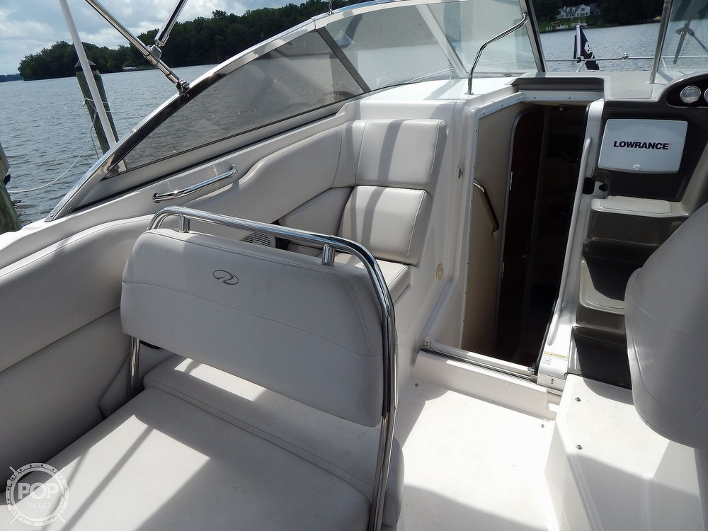 2008 Regal boat for sale, model of the boat is 2565 Window Express & Image # 38 of 40