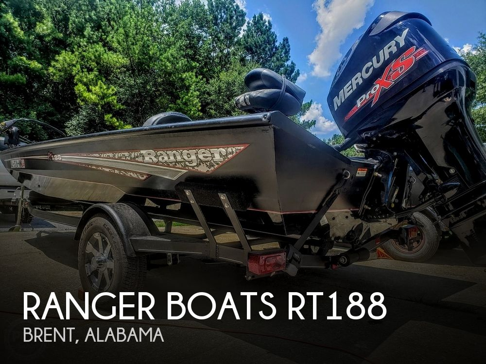 2014 Ranger Boats boat for sale, model of the boat is RT188 & Image # 1 of 1