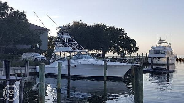 1995 Viking boat for sale, model of the boat is 43 Sportfish & Image # 5 of 40