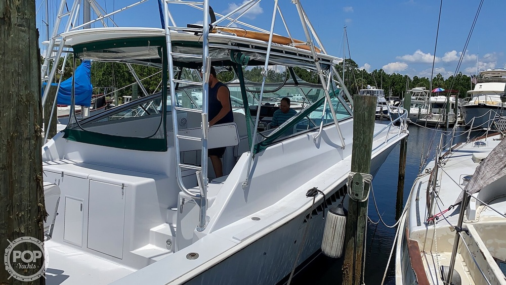 1995 Viking boat for sale, model of the boat is 43 Sportfish & Image # 7 of 40