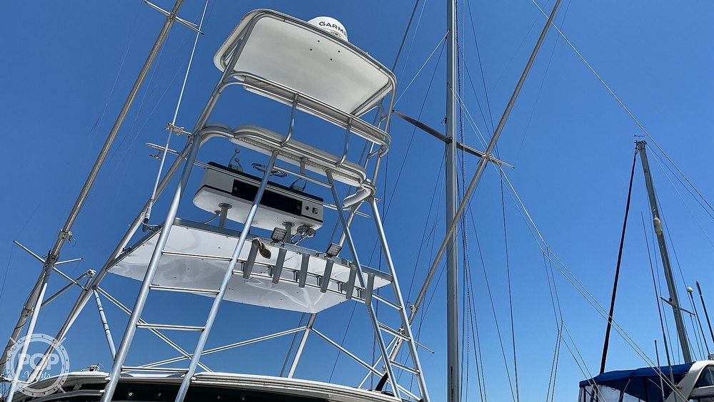 1995 Viking boat for sale, model of the boat is 43 Sportfish & Image # 10 of 40