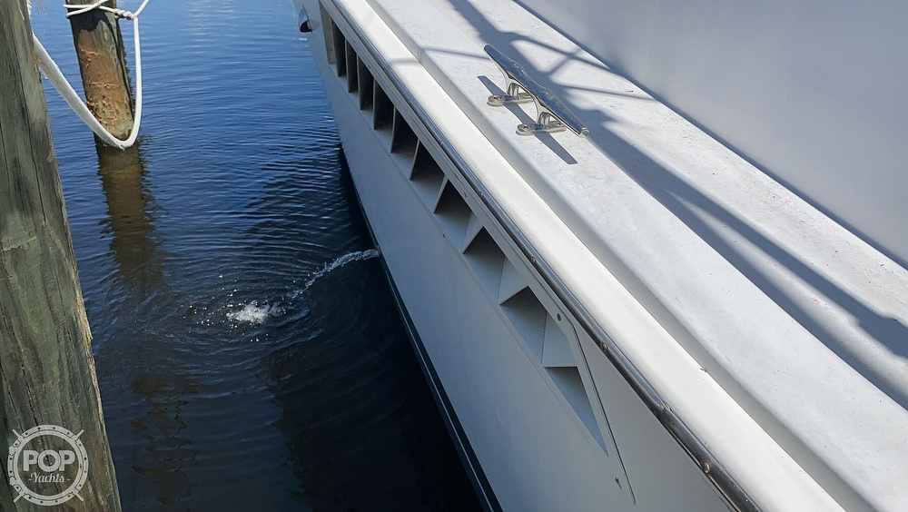 1995 Viking boat for sale, model of the boat is 43 Sportfish & Image # 13 of 40