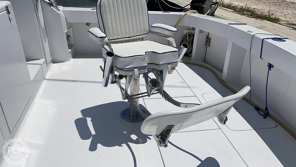 1995 Viking boat for sale, model of the boat is 43 Sportfish & Image # 14 of 40