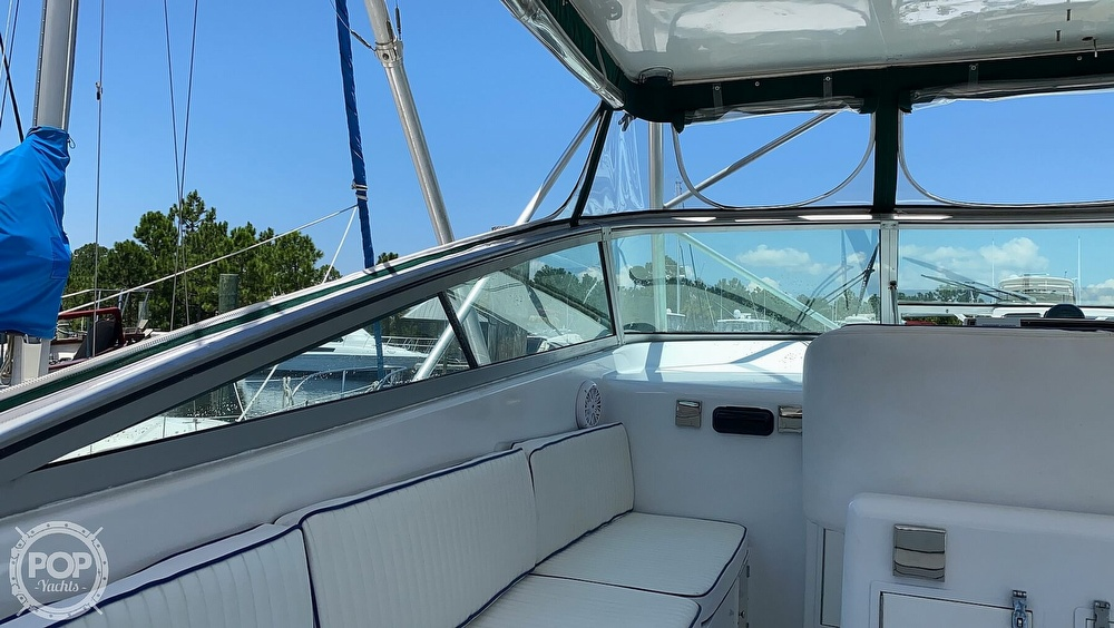 1995 Viking boat for sale, model of the boat is 43 Sportfish & Image # 26 of 40