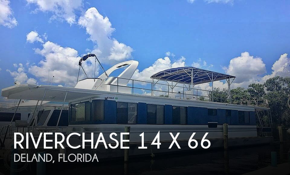 Used Riverchase Cruisers Inc Houseboats For Sale in Orlando, Florida by owner | 1992 Riverchase Cruisers Inc 66x14