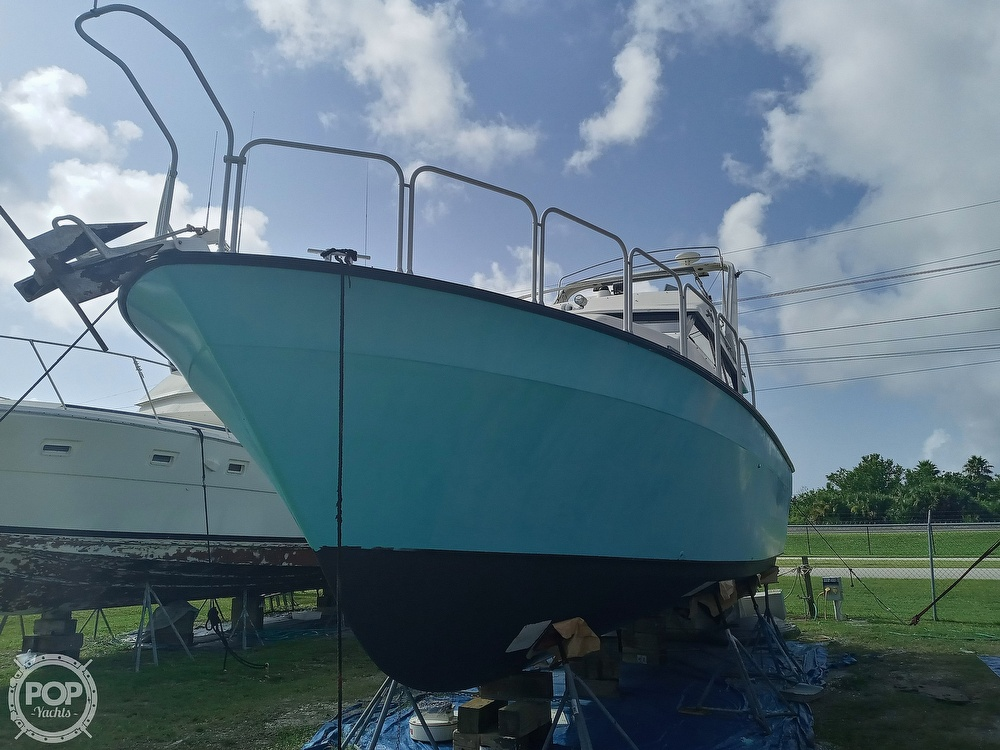 1988 Mainship boat for sale, model of the boat is Mediterranean 35 & Image # 3 of 40