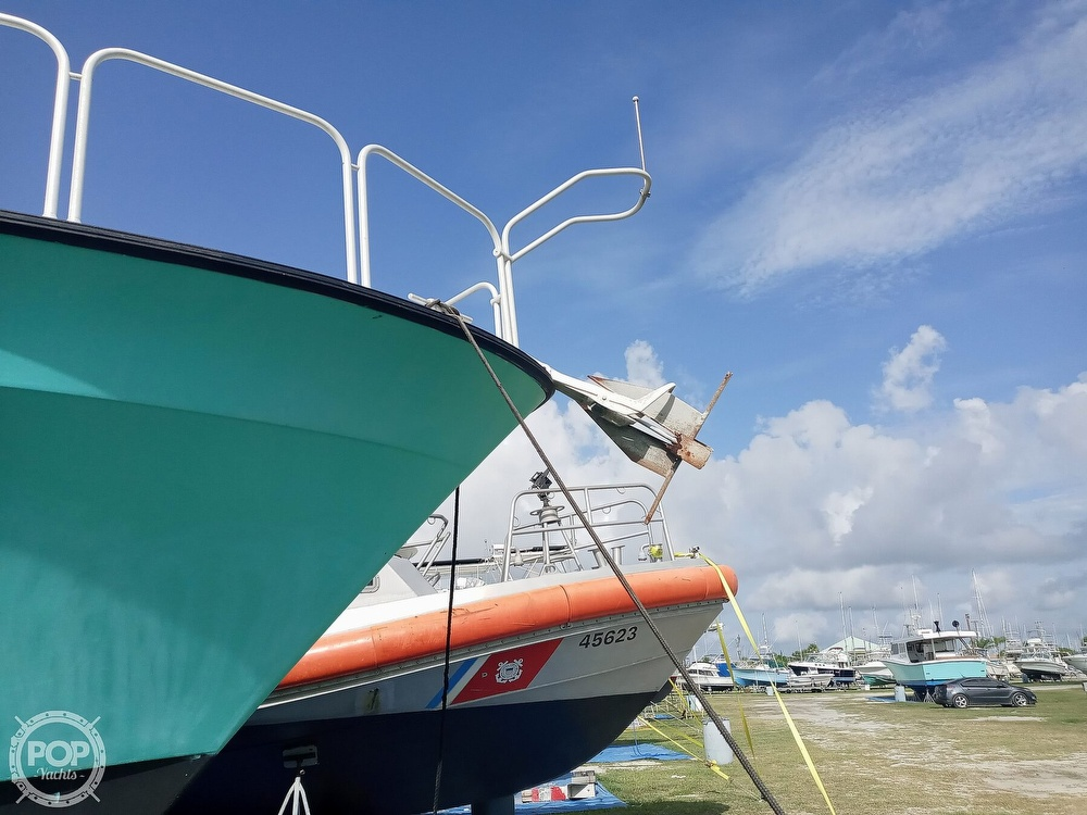 1988 Mainship boat for sale, model of the boat is Mediterranean 35 & Image # 12 of 40