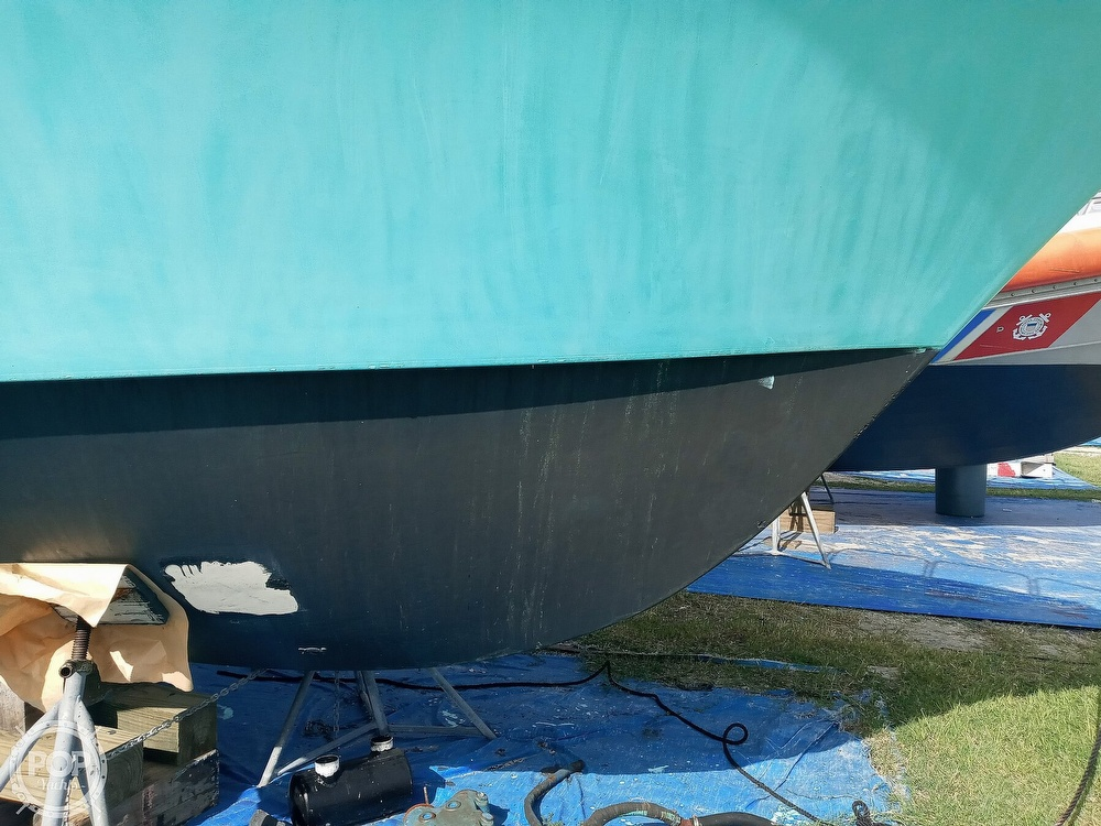 1988 Mainship boat for sale, model of the boat is Mediterranean 35 & Image # 15 of 40