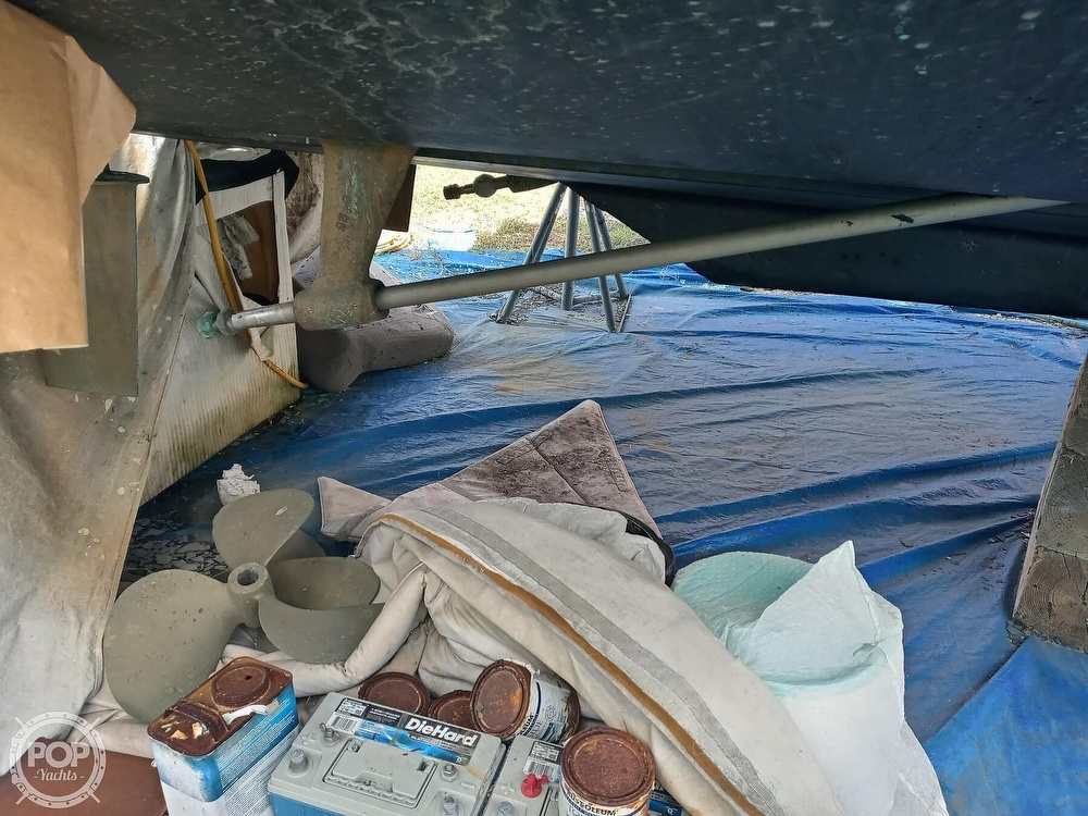 1988 Mainship boat for sale, model of the boat is Mediterranean 35 & Image # 31 of 40