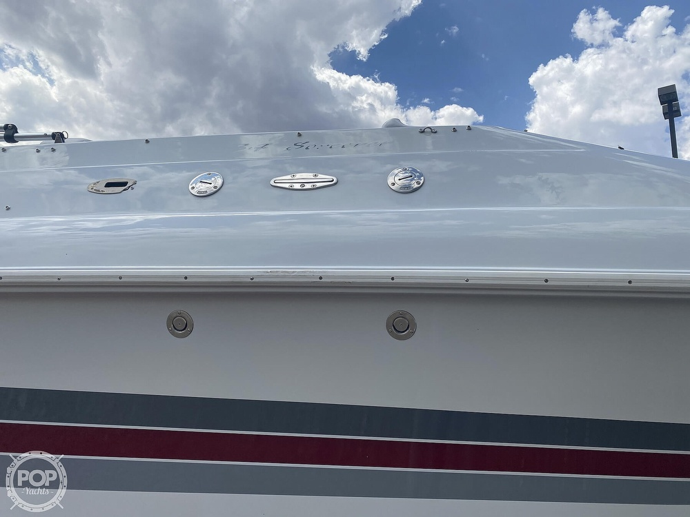 1995 Magic boat for sale, model of the boat is 34 Sorceror & Image # 12 of 40