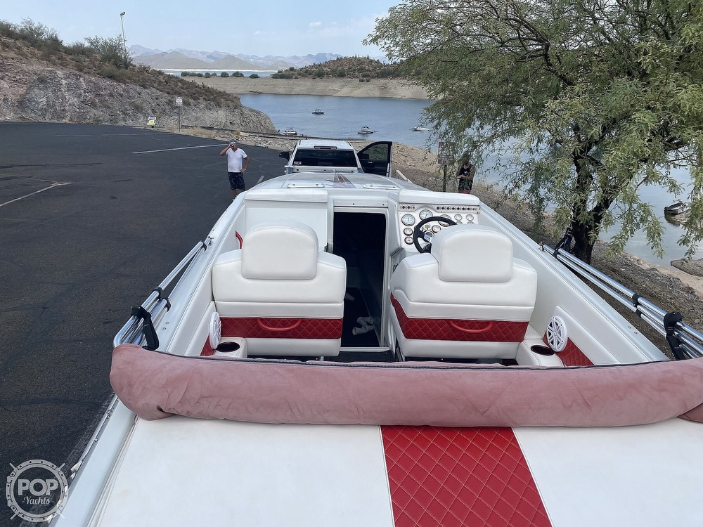 1995 Magic boat for sale, model of the boat is 34 Sorceror & Image # 20 of 40