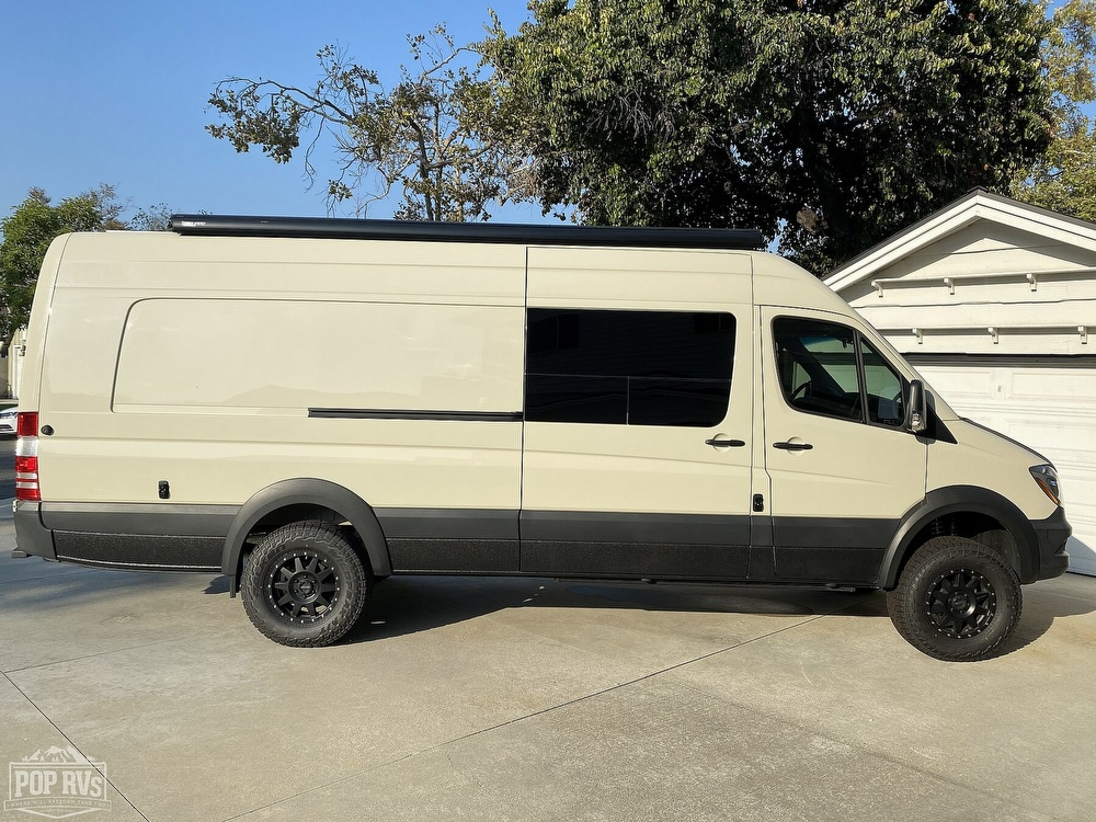 Sold Sprinter 4x4 Camper Van Rv In Los Alamitos Ca 219100