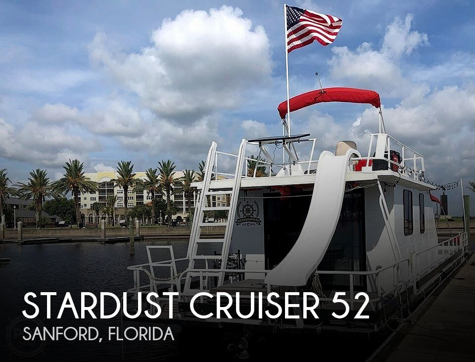 Used Stardust Houseboats For Sale by owner | 1987 Stardust Cruiser 52