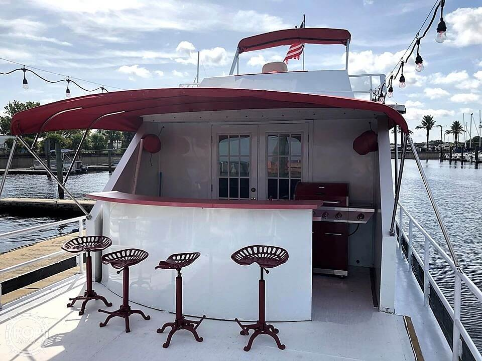 1987 Stardust Cruiser boat for sale, model of the boat is 52 & Image # 6 of 20