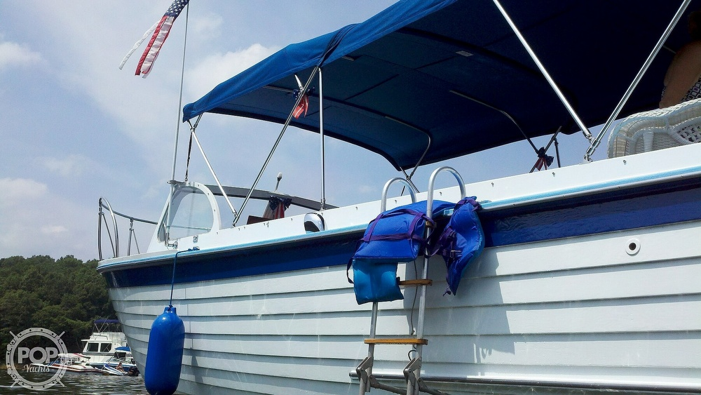 1958 Chris Craft boat for sale, model of the boat is Sea Skiff & Image # 3 of 15