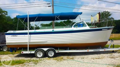 Chris-Craft Sea Skiff, 30', for sale - $13,900