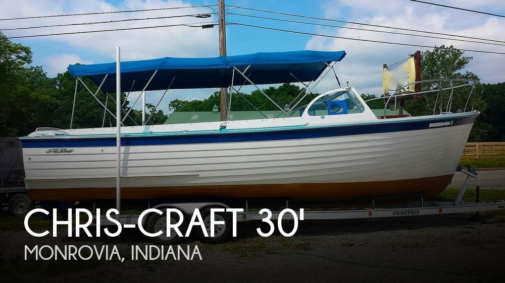 1958 Chris Craft boat for sale, model of the boat is Sea Skiff & Image # 1 of 15