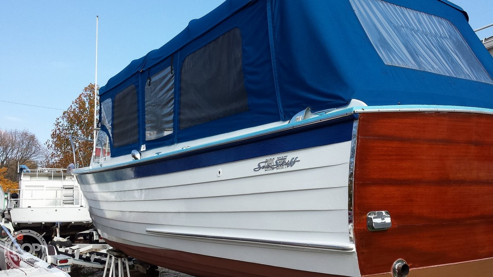 1958 Chris Craft boat for sale, model of the boat is Sea Skiff & Image # 2 of 15