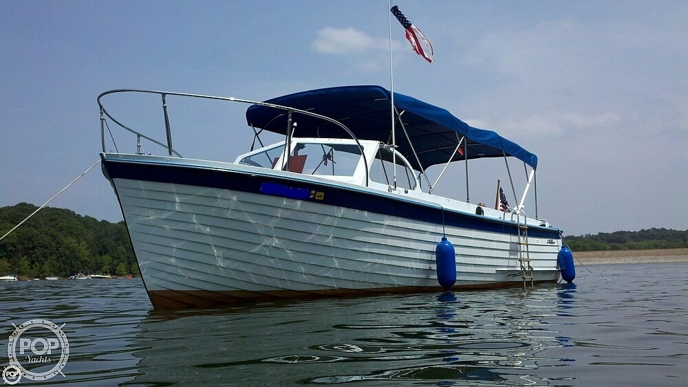 1958 Chris Craft boat for sale, model of the boat is Sea Skiff & Image # 14 of 15