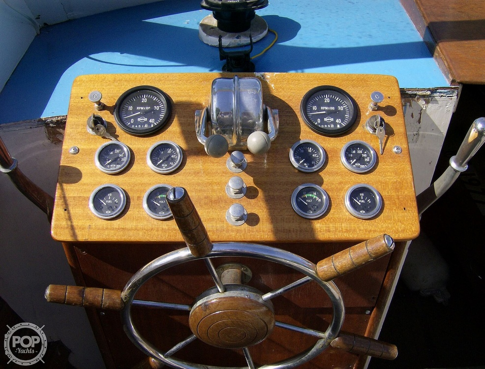 1958 Chris Craft boat for sale, model of the boat is Sea Skiff & Image # 5 of 15